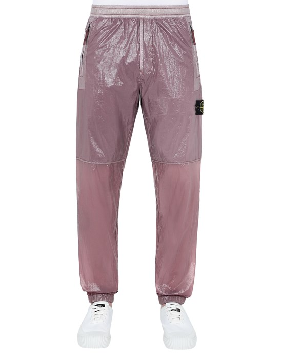 TROUSERS Man 30835 LUCIDO-TC_PACKABLE Front STONE ISLAND