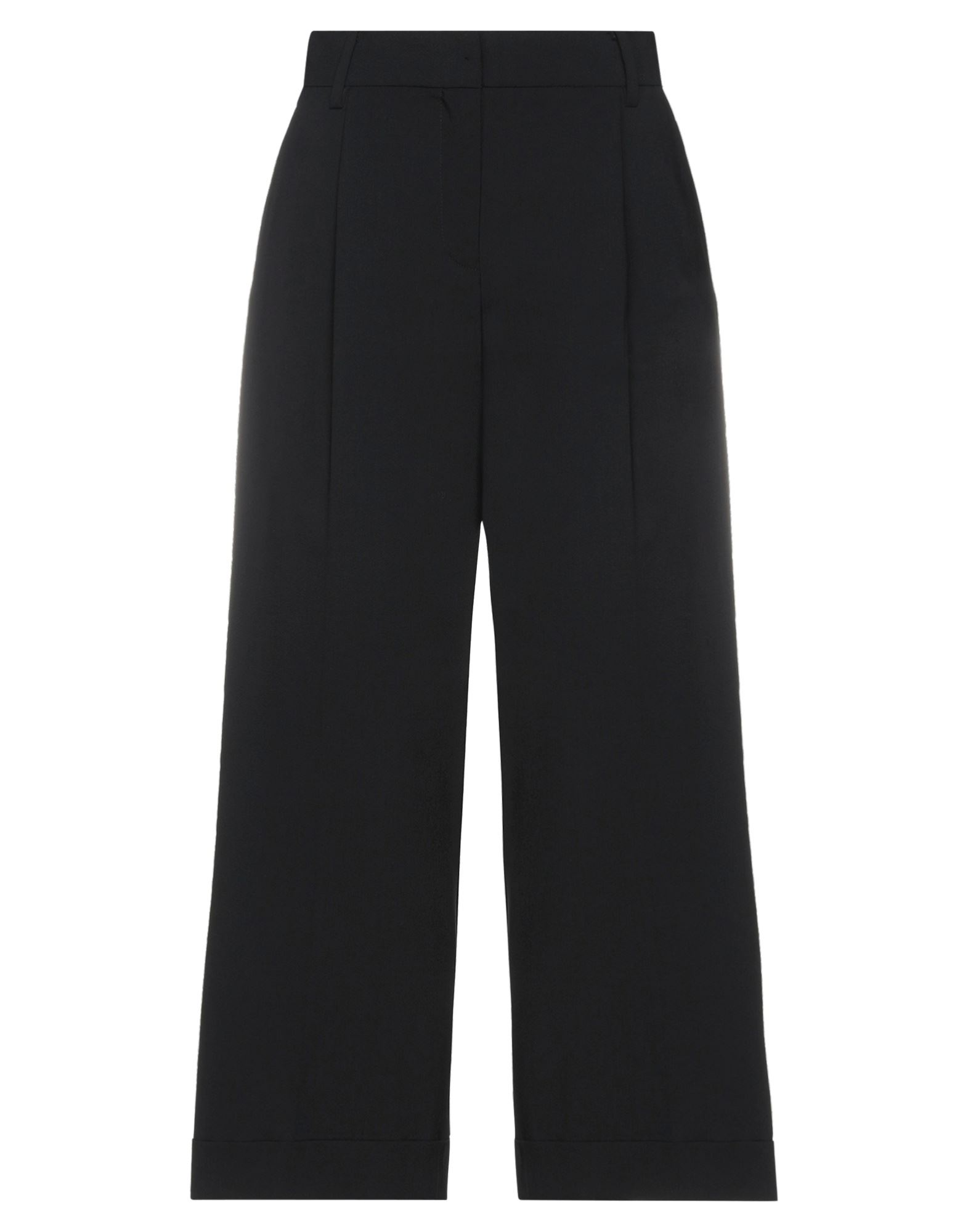 Les Copains Casual Pants In Black
