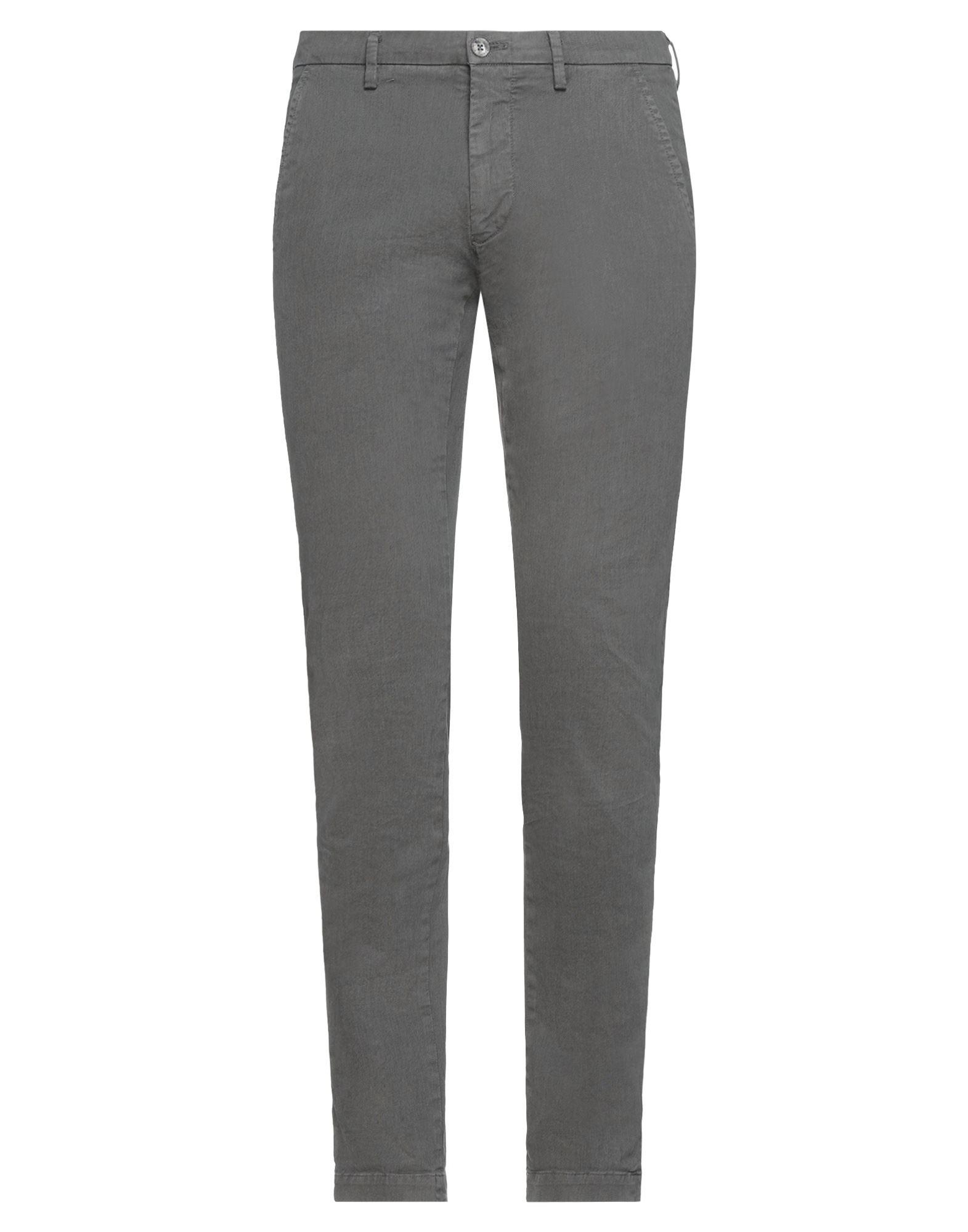 Mason's Casual Pants In Gray