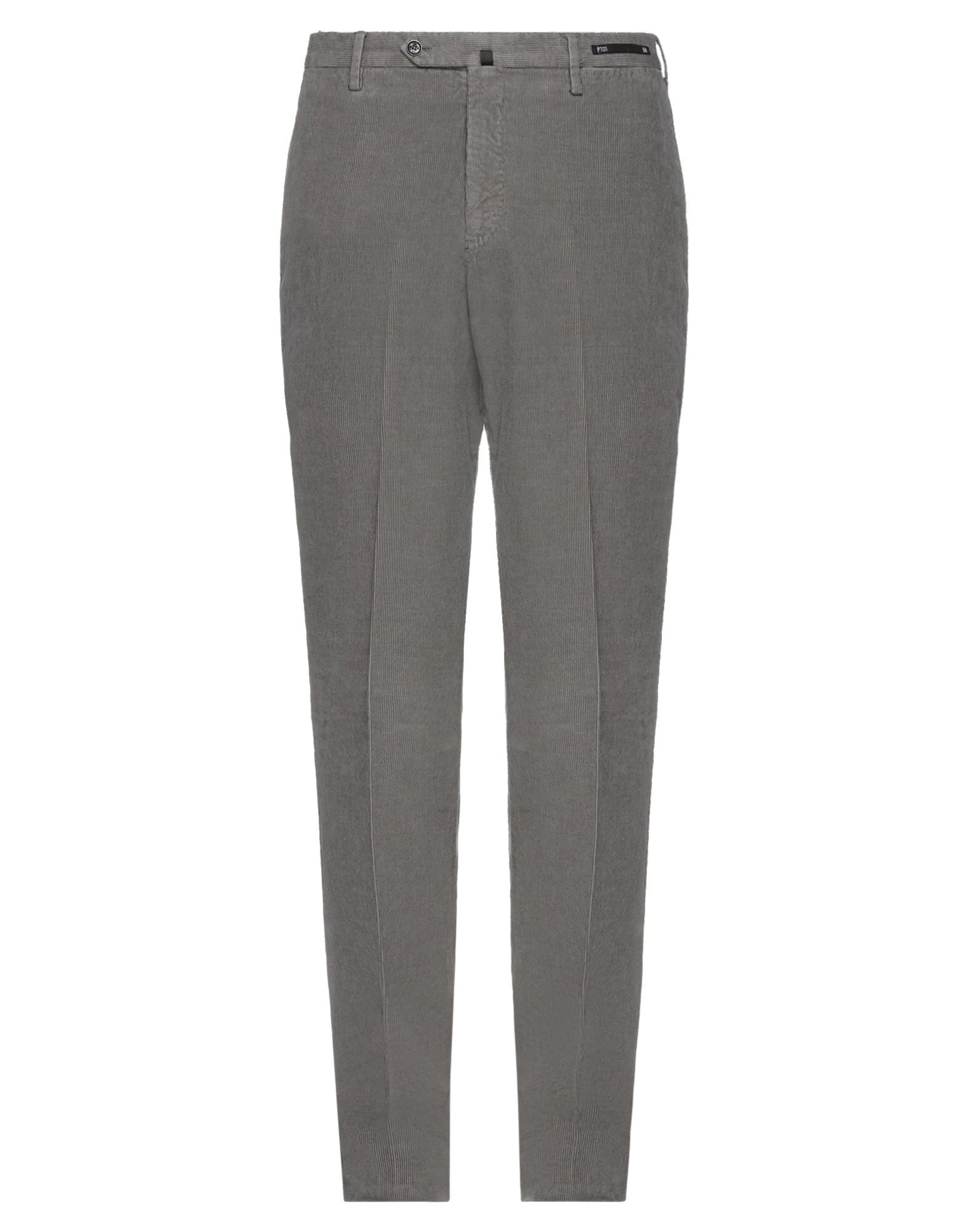 Pt Torino Casual Pants In Gray
