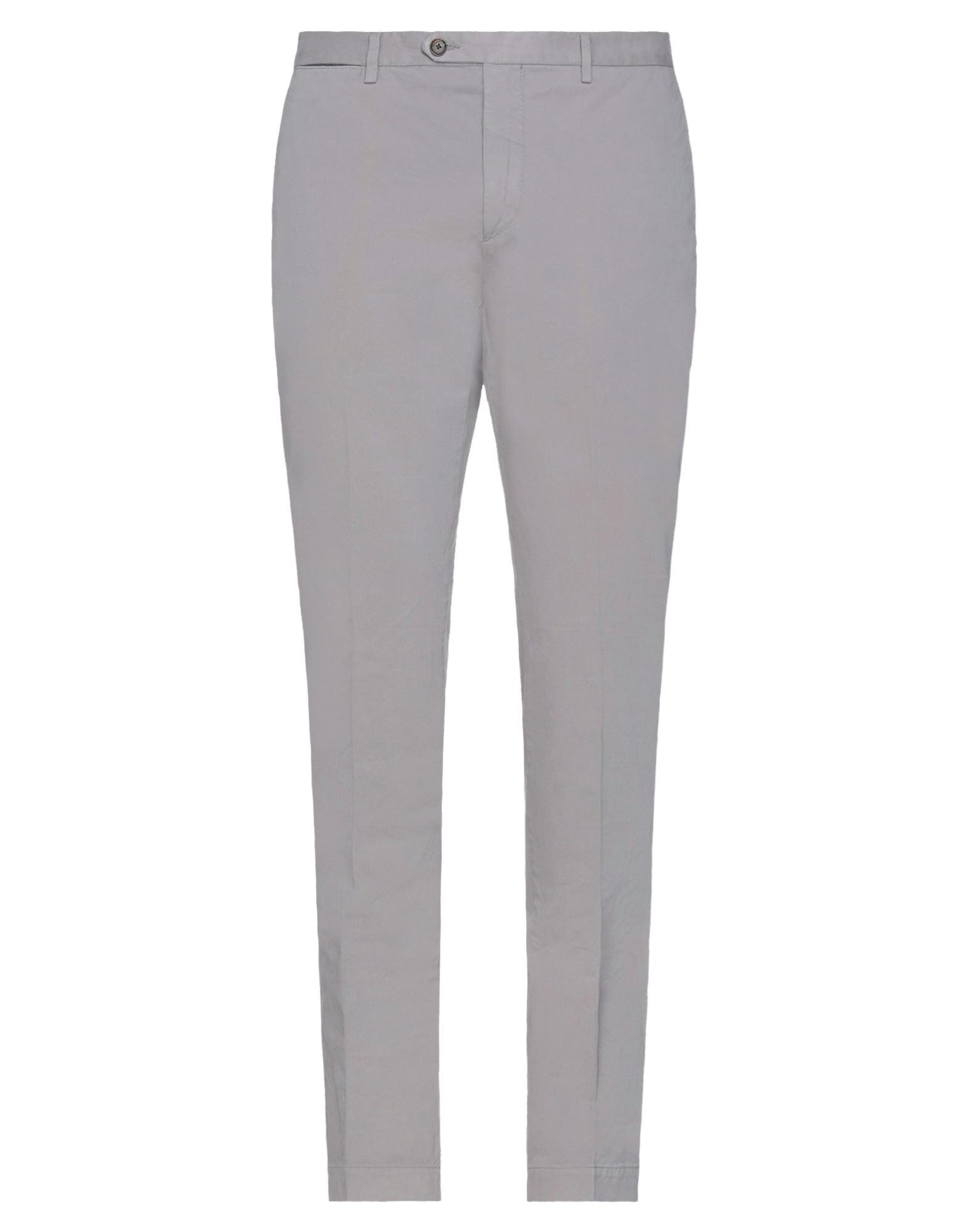 Hackett Casual Pants In Gray