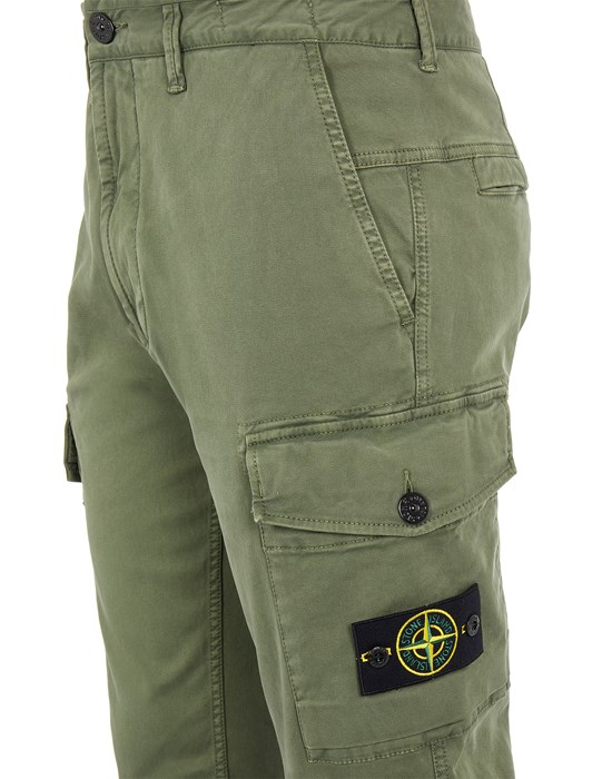 13573960lh - TROUSERS - 5 POCKETS STONE ISLAND