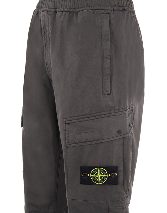 13573968ps - TROUSERS - 5 POCKETS STONE ISLAND