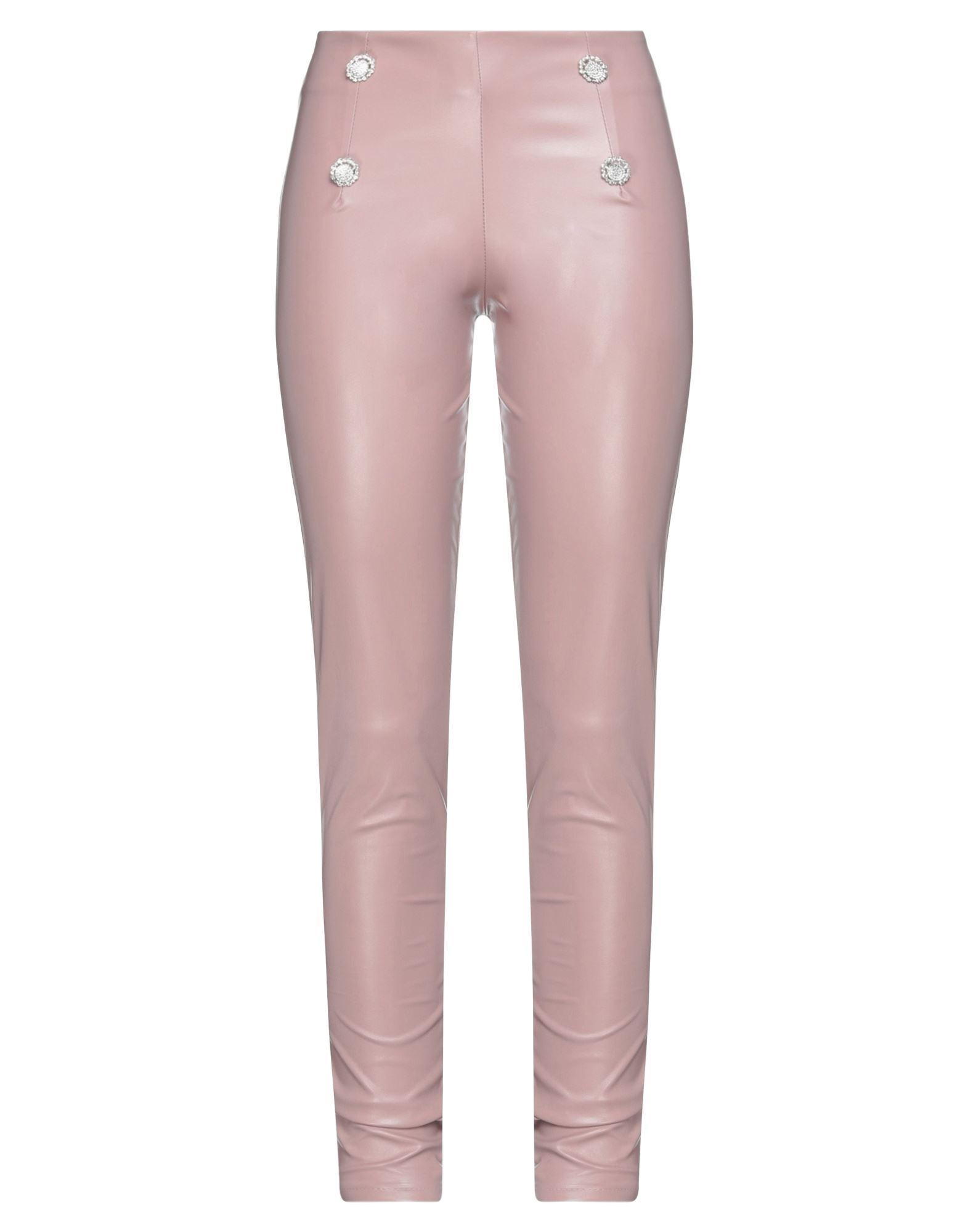 Giulia N Leggings In Pastel Pink