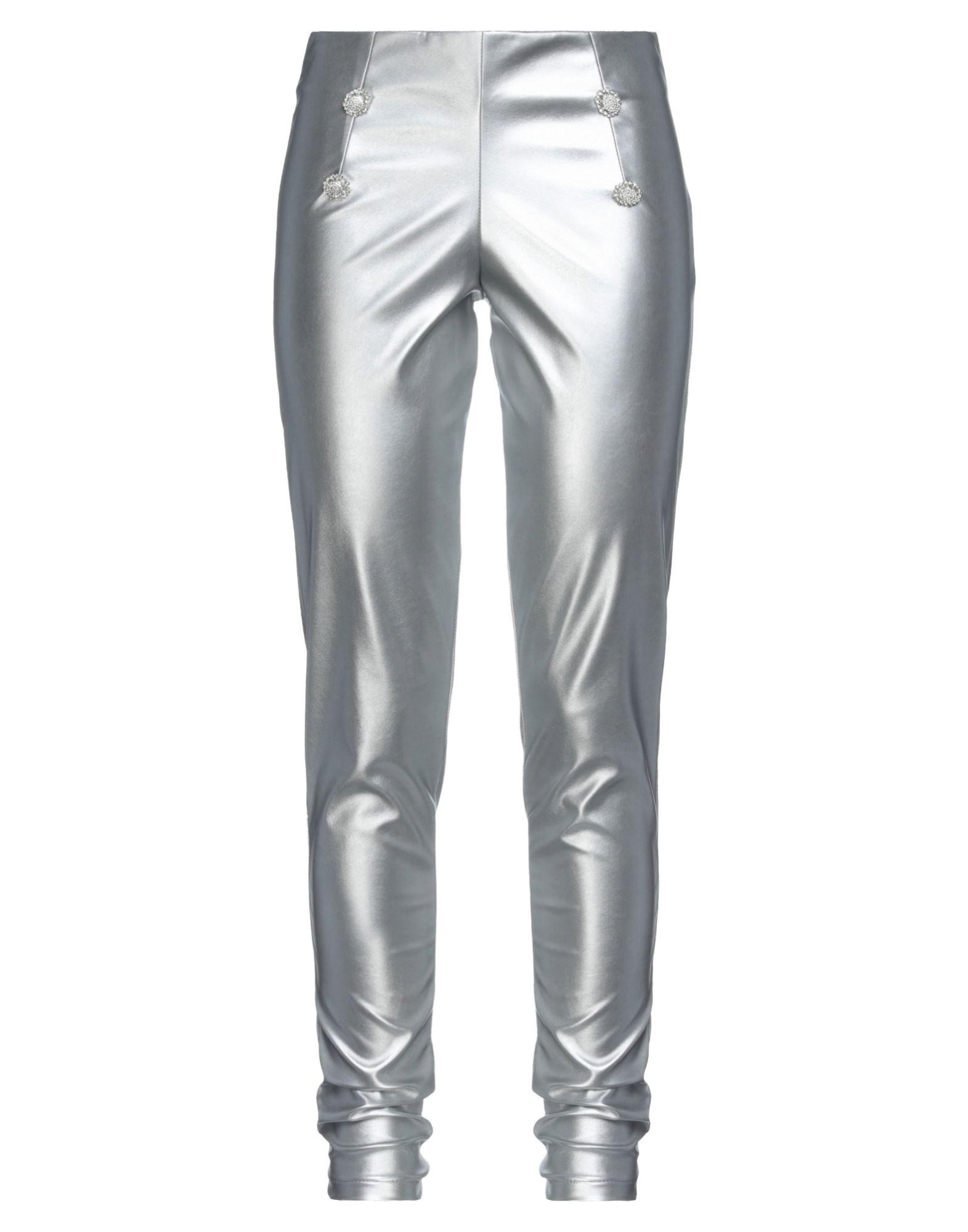 Giulia N Leggings In Silver