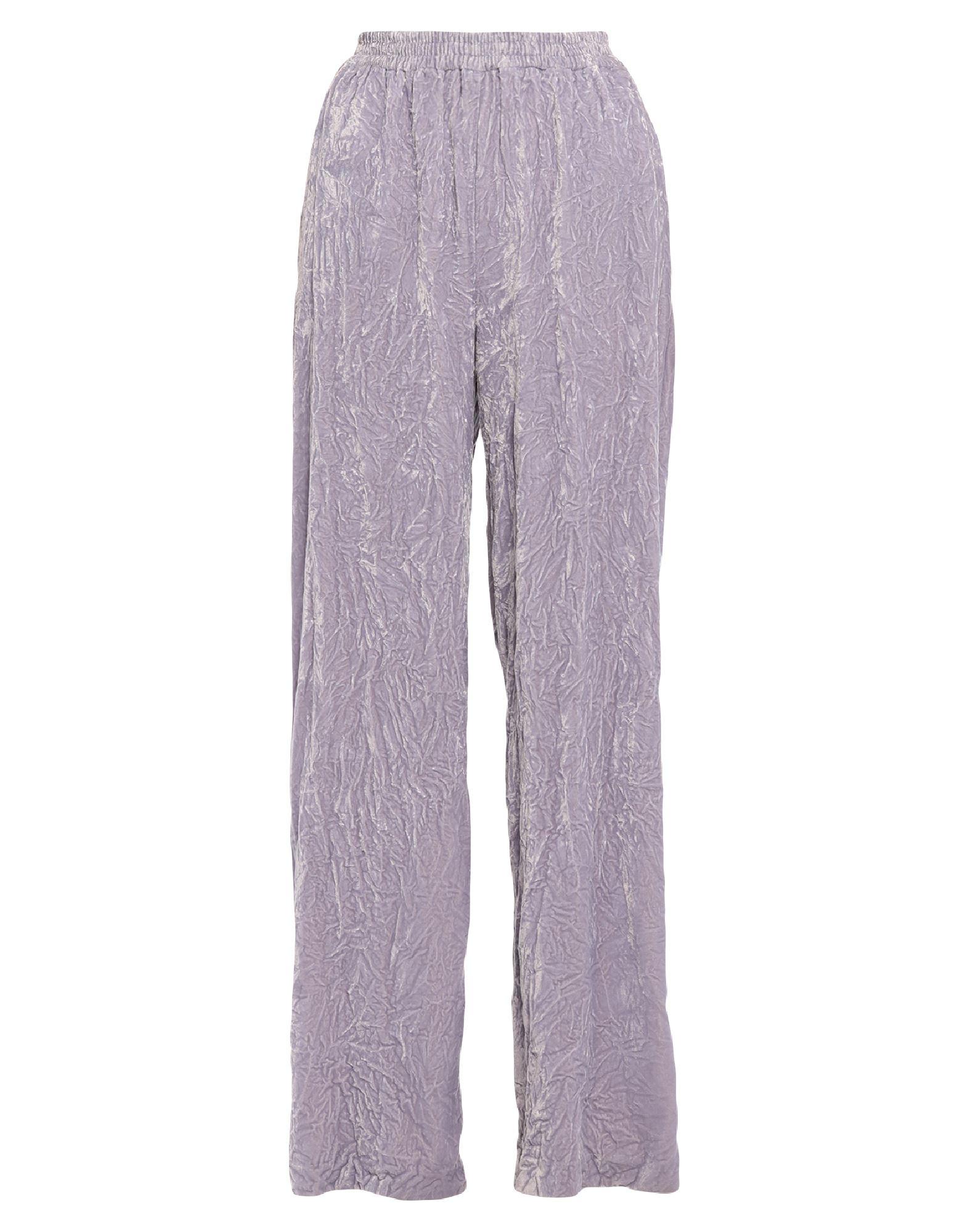 Suoli Casual Pants In Purple