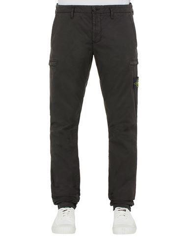 STONE ISLAND 32104 T.CO 'OLD'  TROUSERS Man Black. EUR 269