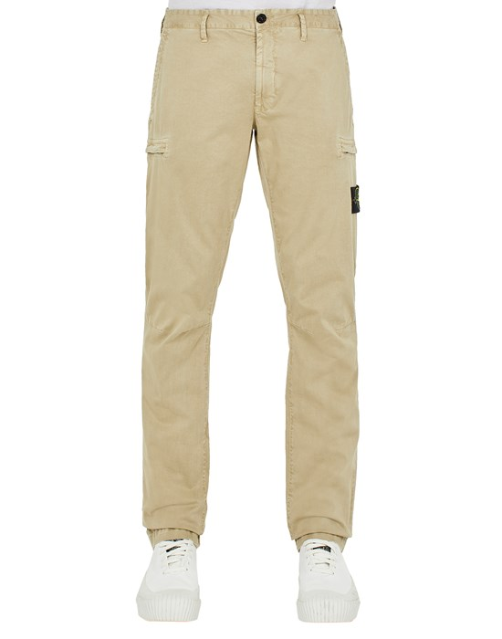 Sold out - STONE ISLAND 32104 T.CO 'OLD'  Trousers Man Sand