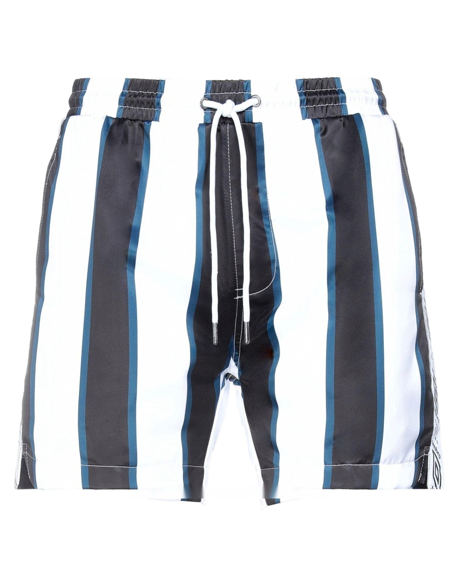 SWEET SKTBS x UMBRO メンズ ショートパンツ&バミューダ ホワイト