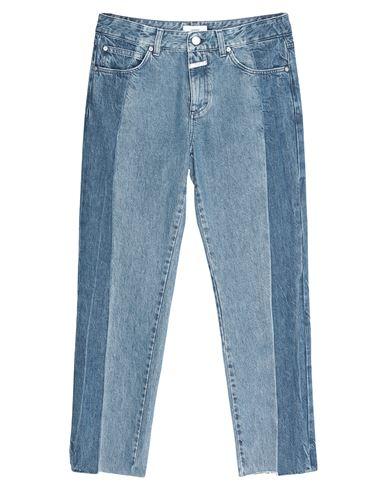 Джинсовые брюки CLOSED