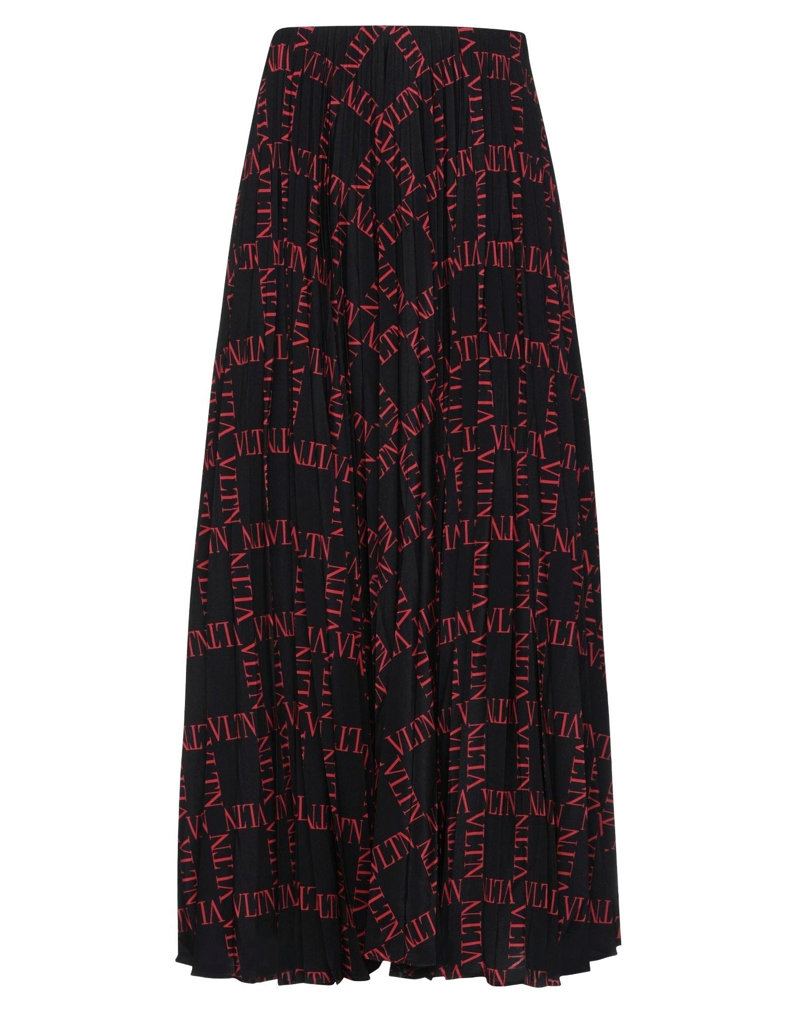 Фото - VALENTINO Длинная юбка red valentino юбка 168192