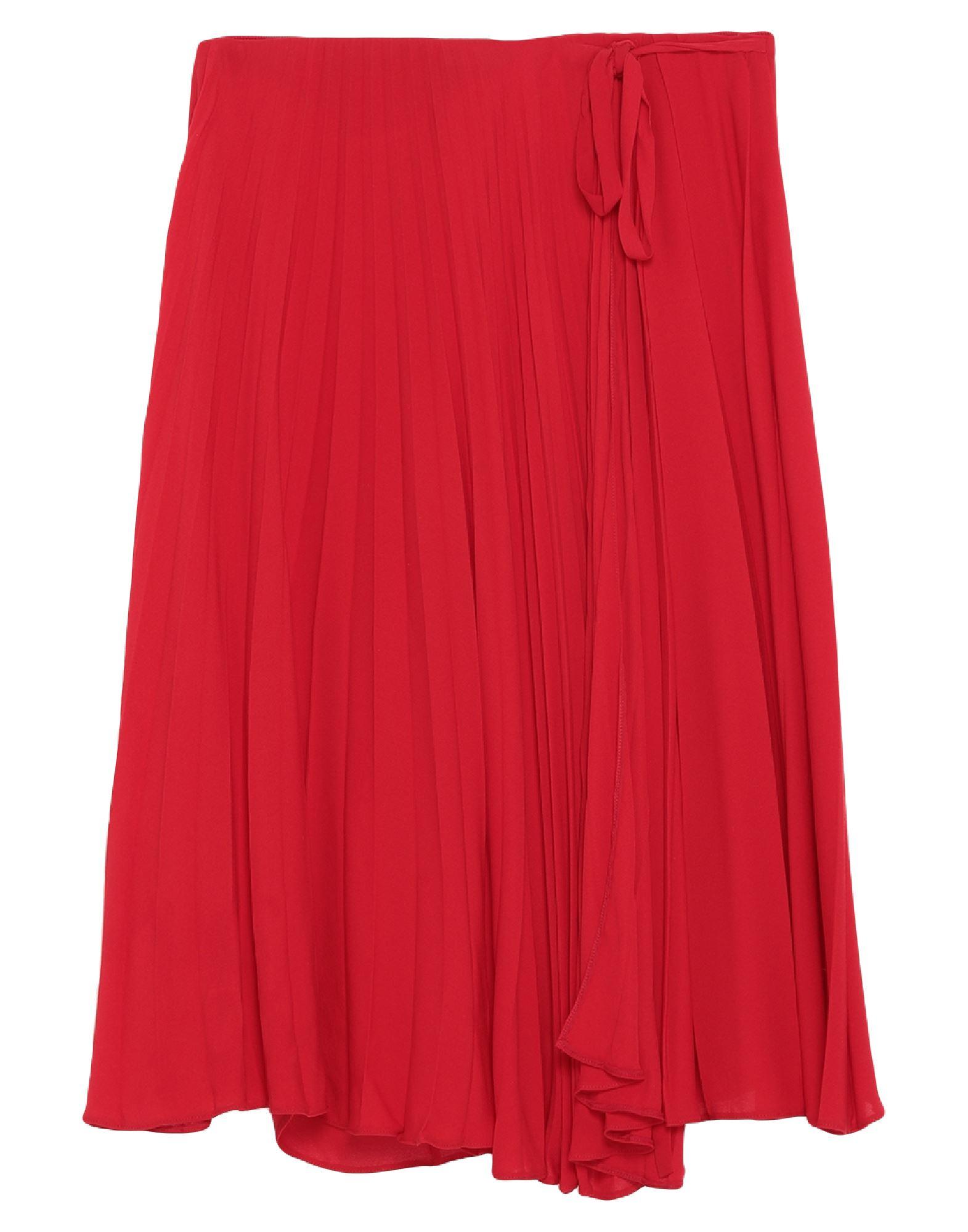 Фото - VALENTINO Юбка миди red valentino юбка 168192