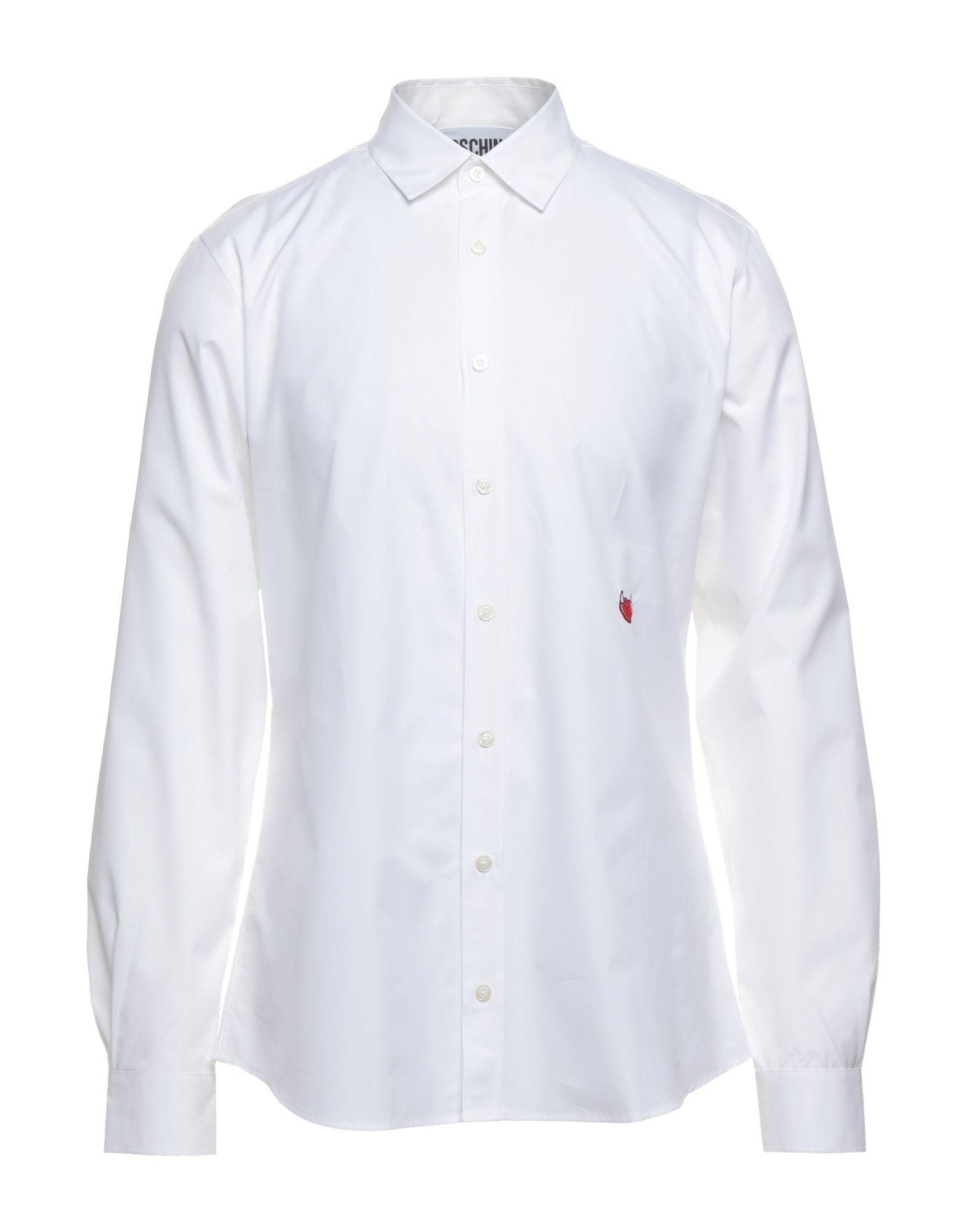 MOSCHINO Pубашка mazzarelli pубашка