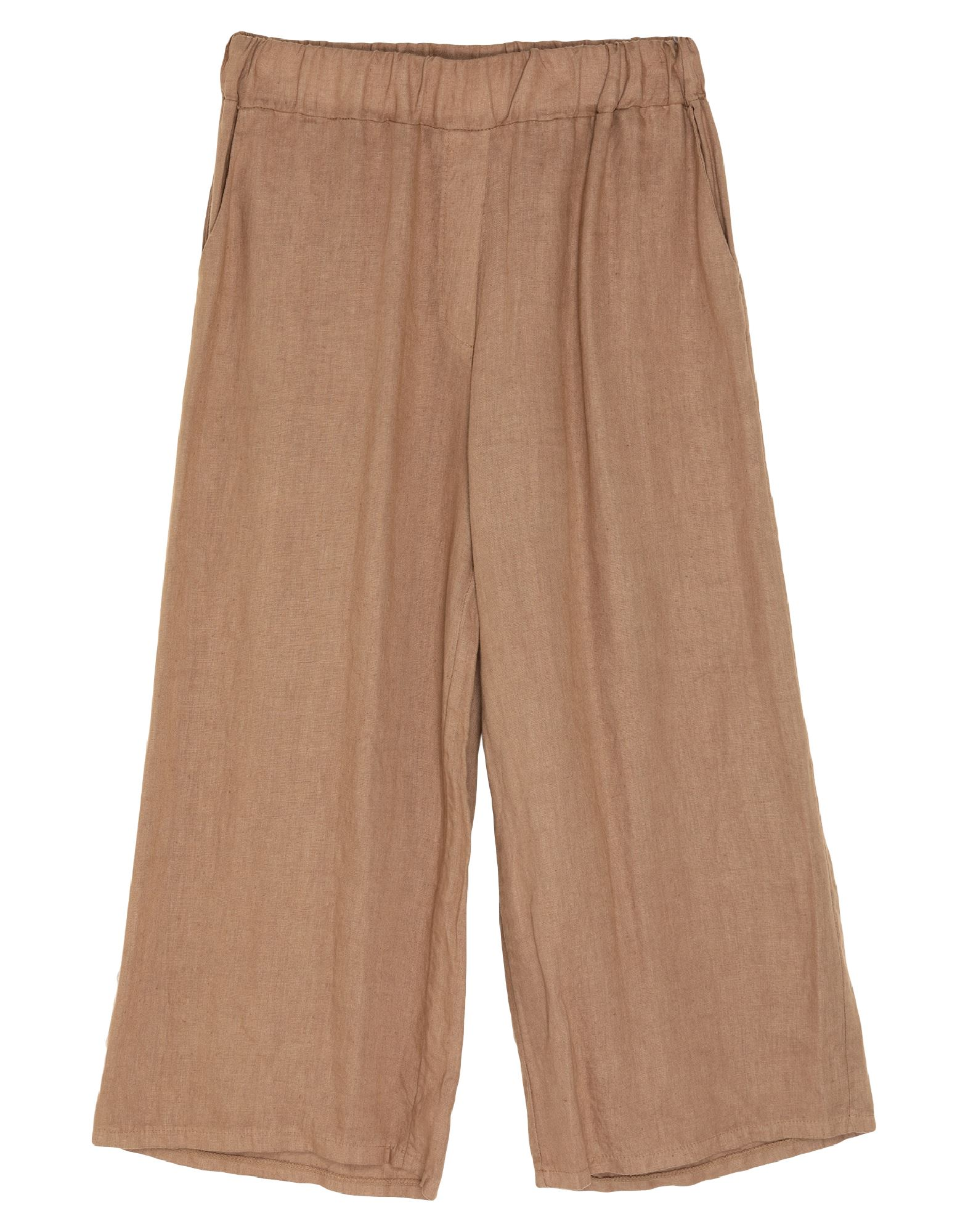 LA FEE MARABOUTEE Укороченные брюки