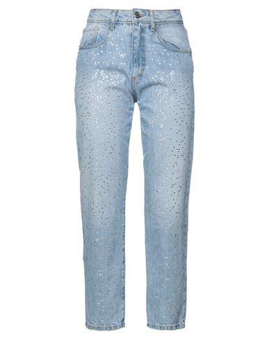 Джинсовые брюки ANNARITA N