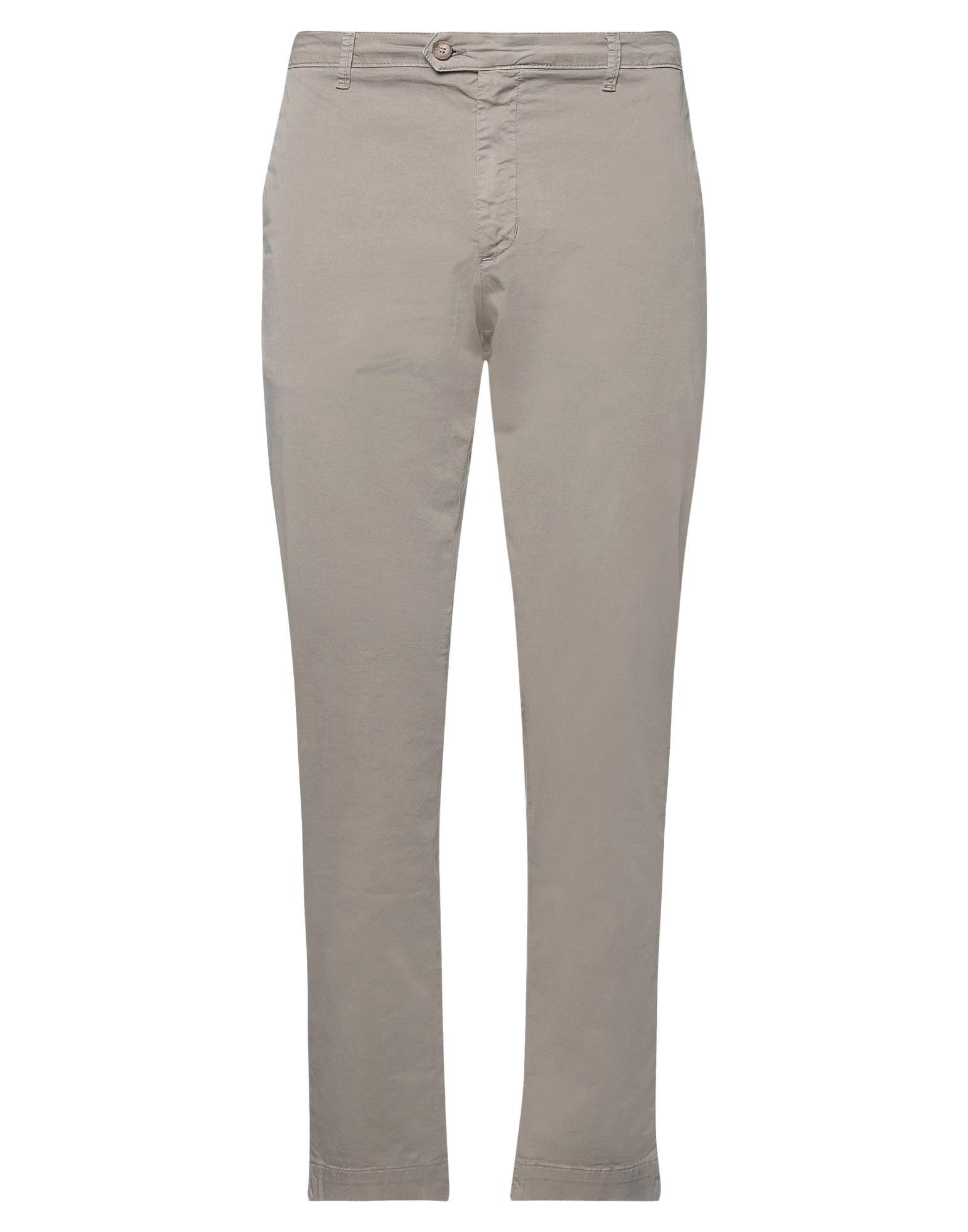AGO E FILO Повседневные брюки olive e miele повседневные брюки