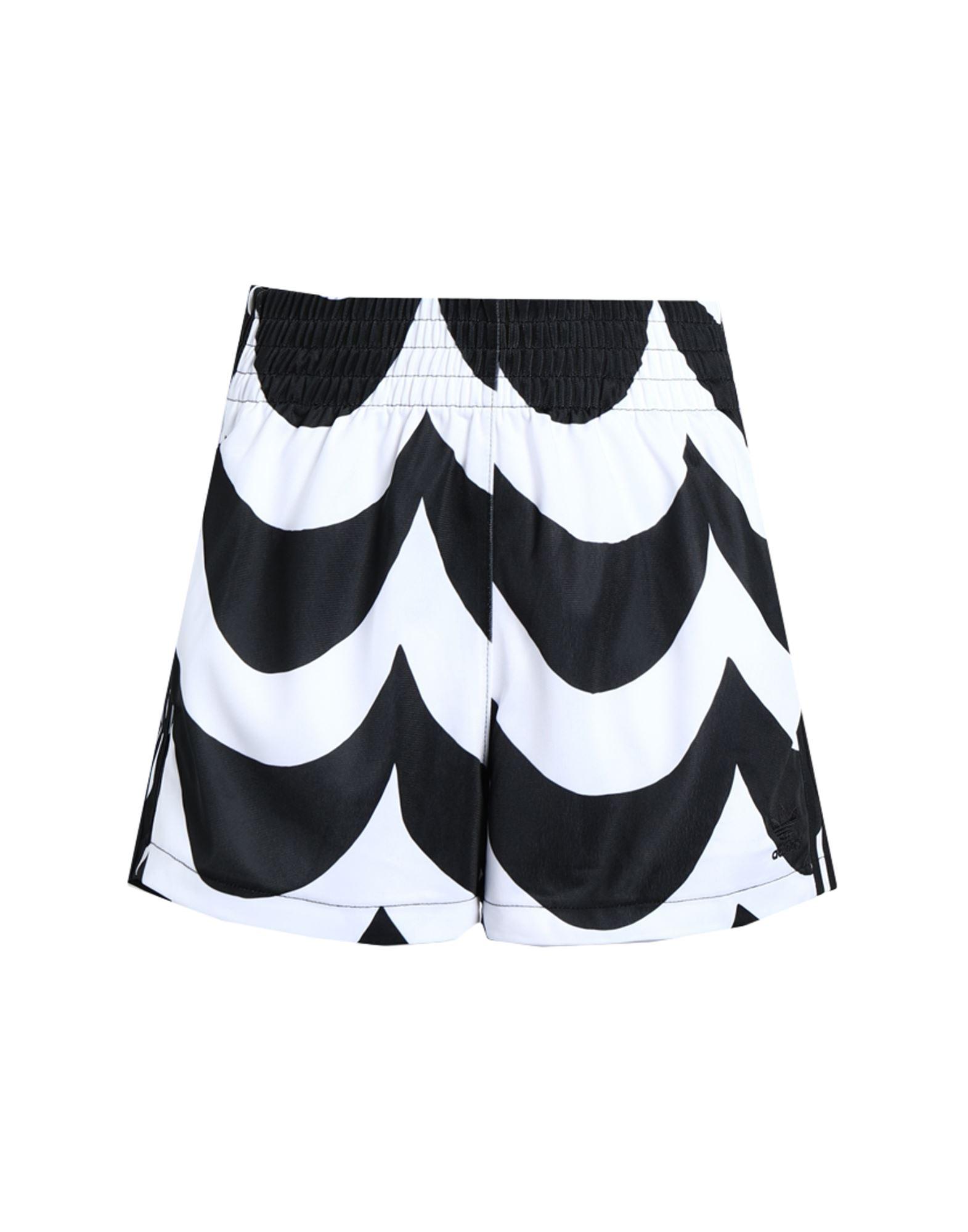 шорты с вшитыми лосинами adidas tiro19 2in1 sho d95934 ADIDAS x MARIMEKKO Шорты и бермуды
