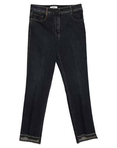Джинсовые брюки PESERICO