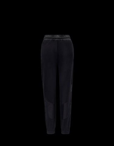 裤子 黑色 半裙与裤装 女士