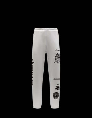 卫裤 白色 2 Moncler 1952 男士