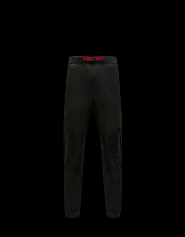 尼龙长裤 黑色 2 Moncler 1952 男士
