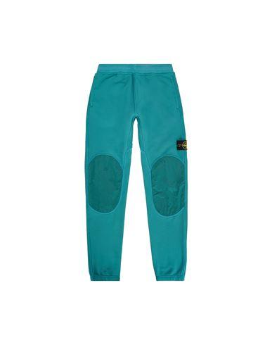 STONE ISLAND JUNIOR Fleece Pants Man 60846 f