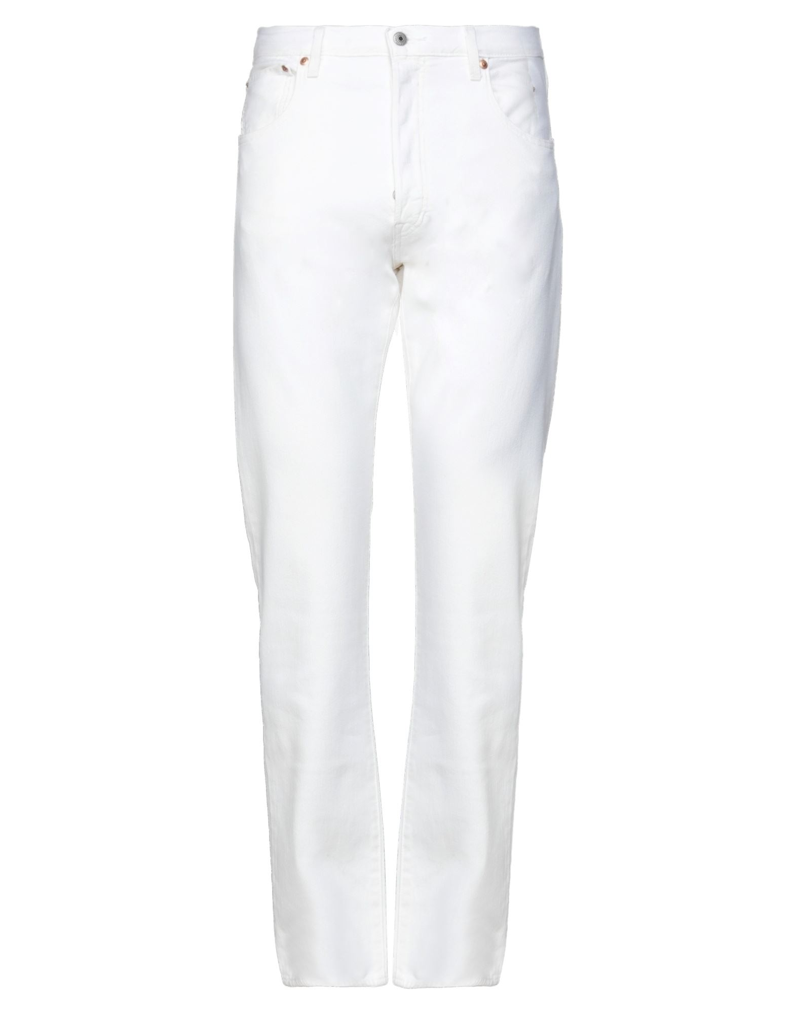 LEVI' S Джинсовые брюки levi s 501 93 straight bleu eyes stripe