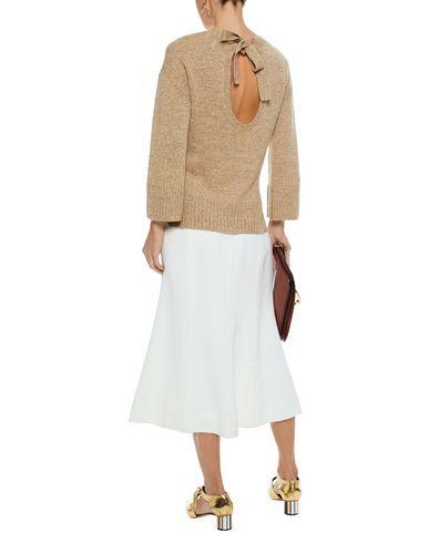 Фото 2 - Женский свитер  цвет песочный