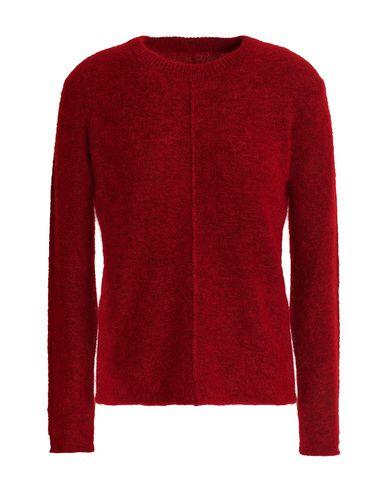 Фото - Женский свитер  красно-коричневого цвета