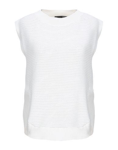Фото - Женский свитер TORTONA 21 белого цвета
