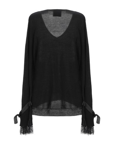 Фото 2 - Женский свитер LUCKYLU  Milano черного цвета