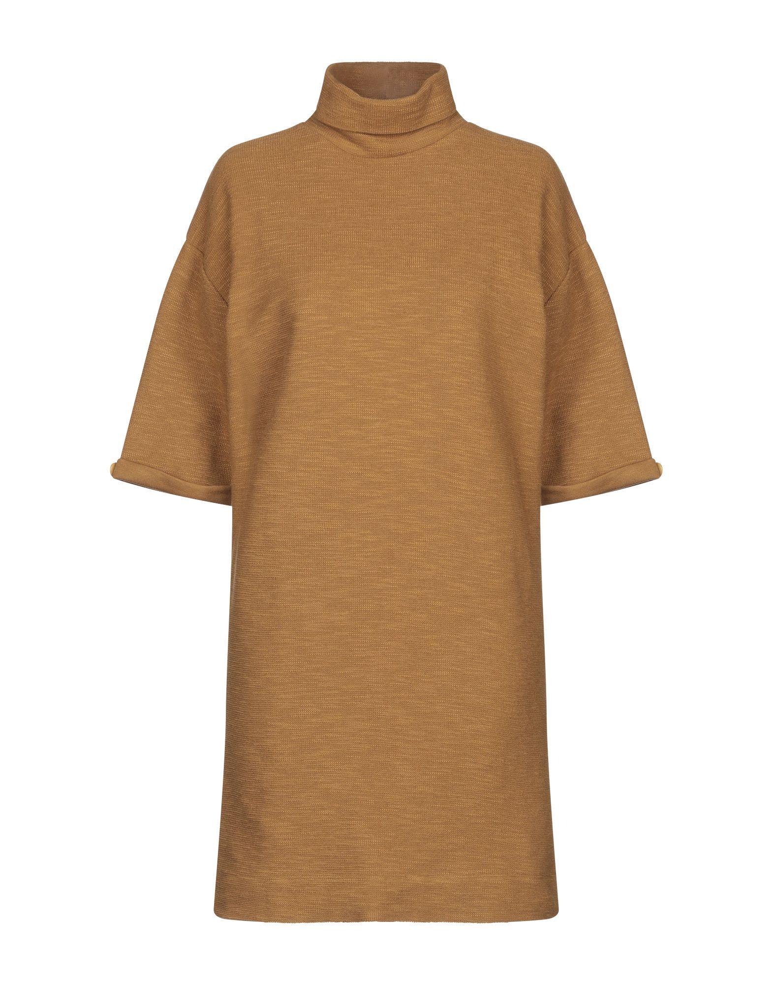 SESSUN Короткое платье sessun водолазки
