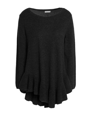 Фото - Женский свитер  цвет стальной серый
