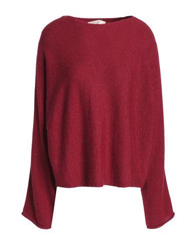 Фото - Женский свитер  кирпично-красного цвета