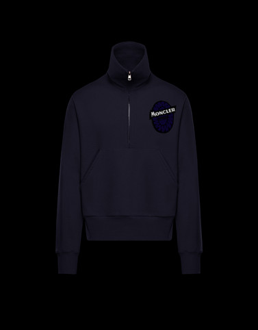 SWEATSHIRT Dark blue Category Sweatshirts