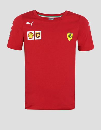 T-shirt Scuderia Ferrari Replica junior 2019