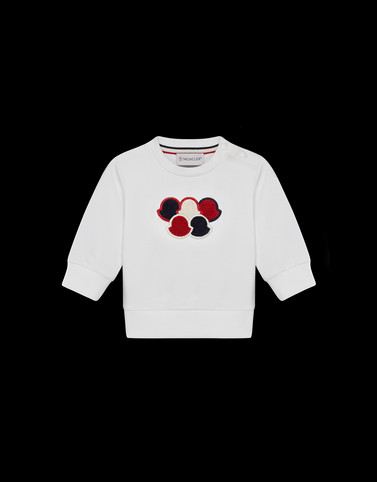 SWEATSHIRT White Baby 0-36 months - Boy