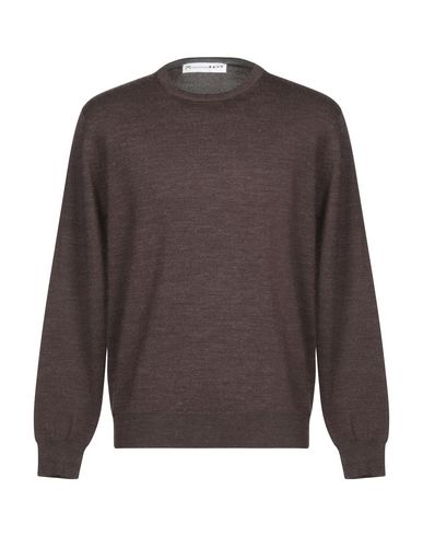 Купить Мужской свитер 29 TWENTYNINE темно-коричневого цвета