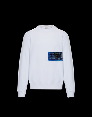 SWEATSHIRT White Category Sweatshirts