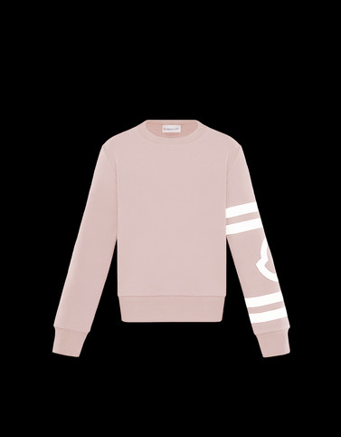 SWEATSHIRT Pink Junior 8-10 Years - Girl Woman