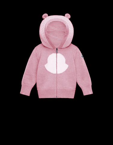 CARDIGAN Light pink Baby 0-36 months - Girl Woman