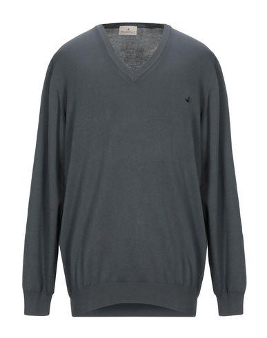 Фото - Мужской свитер BROOKSFIELD серого цвета