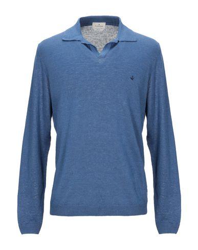 Фото - Мужской свитер BROOKSFIELD пастельно-синего цвета