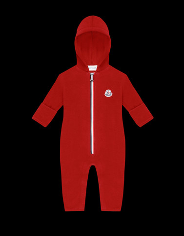 ROMPERS Red Baby 0-36 months - Boy