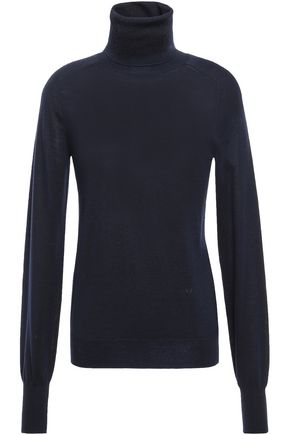 VICTORIA BECKHAM Wool turtleneck sweater