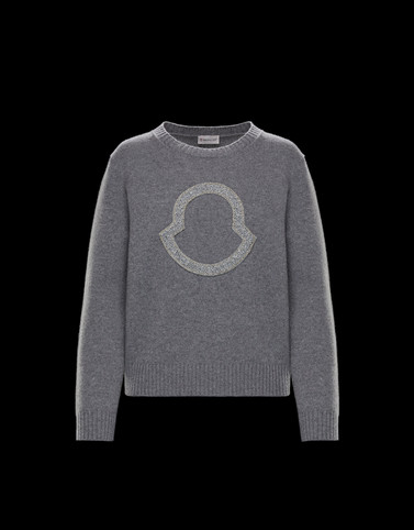 CREWNECK Grey Knitwear