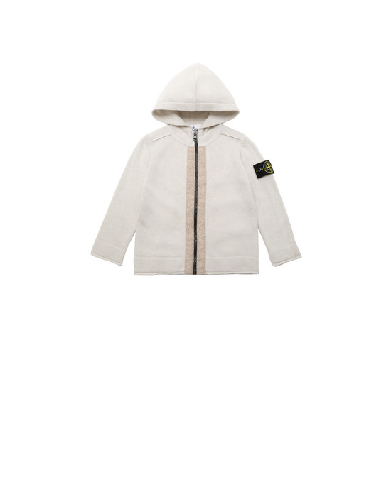 Cardigan 516A1 STONE ISLAND JUNIOR - 0
