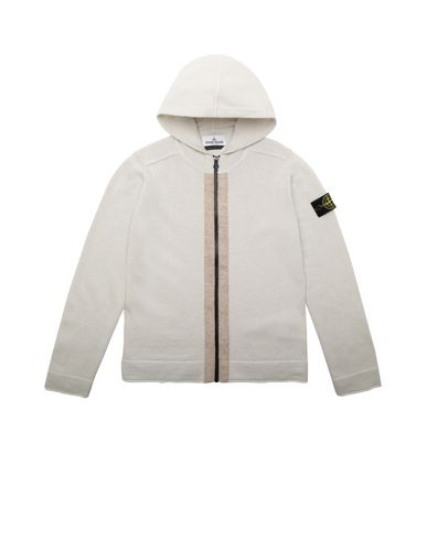 STONE ISLAND JUNIOR Sweater Herr 516A1 f