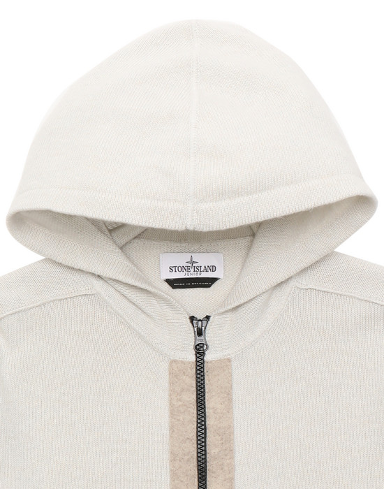 14004896ca - SWEATERS STONE ISLAND JUNIOR