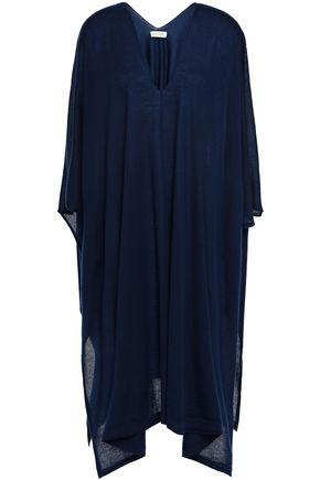 LE KASHA Oversized cashmere poncho